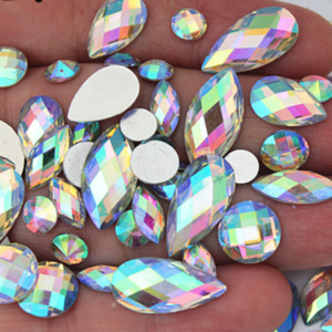 Sparkly Mixed Jewels