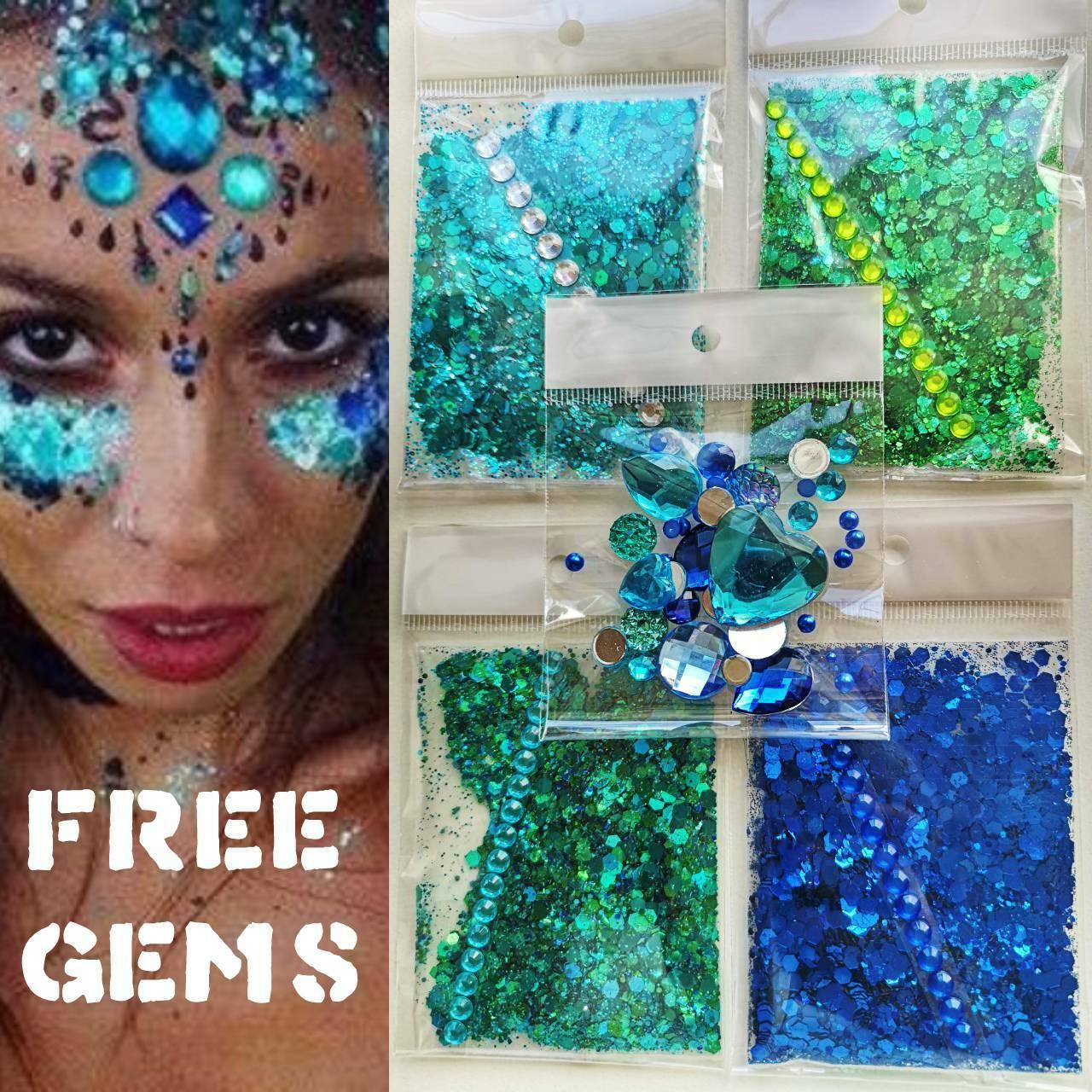 set4mermaid glitter